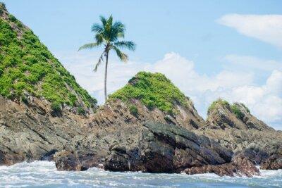 Fototapeta Ile du Kostaryka