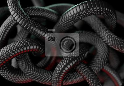Fototapeta Ilustracja 3D
