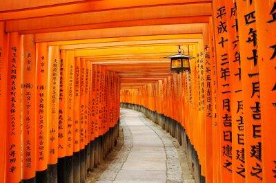 Fototapeta Inari świątyni