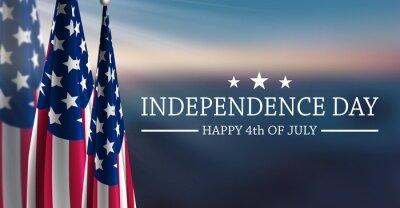 Fototapeta independence day