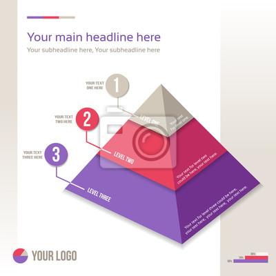 Informacje o firmie graficzny piramida
