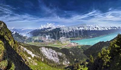 Fototapeta Interlaken, Szwajcaria
