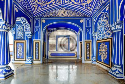 Fototapeta Jaipur City Palace, Radżastan, Indie