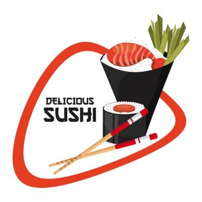 Fototapeta japońskie jedzenie