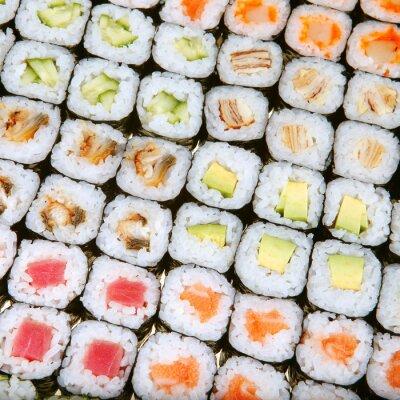 Fototapeta Japońskie sushi