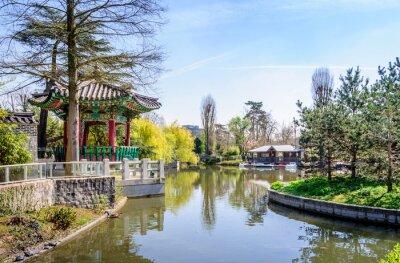 Fototapeta Jardin de Seulu