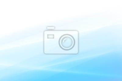 Fototapeta Jasnoniebieskie tło z obszarem na elementy graficzne lub tekst