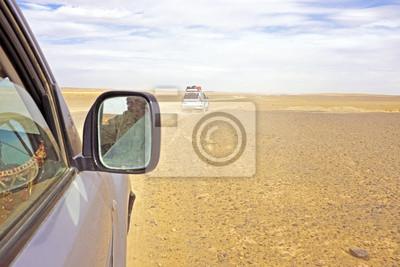 Jazdy przez Sahary w Maroku