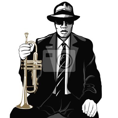 Jazz trębaczem