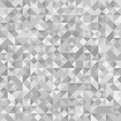 Fototapeta Jednolite Streszczenie wzór: monochromatyczny jasnym tle srebra z efektem holograficznym.