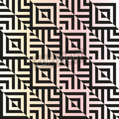 Fototapeta Jednolite tło wzór. Streszczenie przekątnej wzór geometryczny.