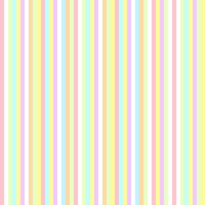 Fototapeta Jednolite wzór z kolorowymi pasami