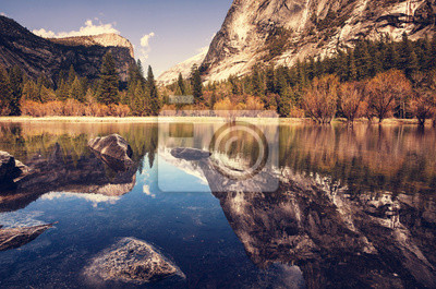 Fototapeta Jesień w Yosemite