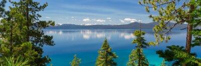 Fototapeta Jezioro Tahoe panorama