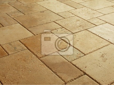 Fototapeta Kamień Naturalny Płytki Podłogowe Na Wymiar Nowoczesny