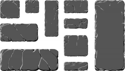 Fototapeta Kamienne płytki