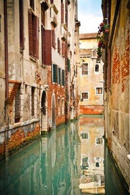 Fototapeta Kanał w Wenecji