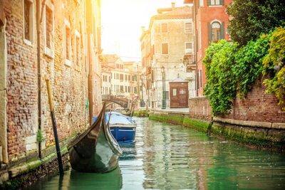 Fototapeta Kanały w Wenecji