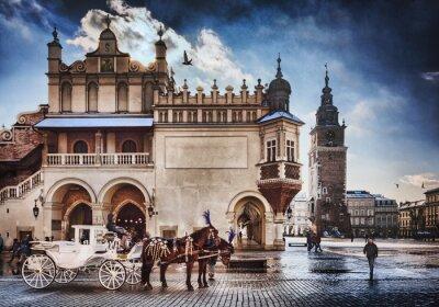 Fototapeta Karetka Kraków