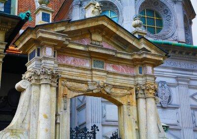 Fototapeta Katedra na Wawelu w Zamku Królewskim na Wawelu