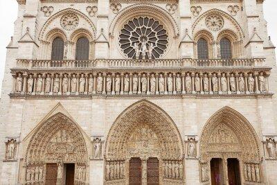 Fototapeta Katedra Notre Dame