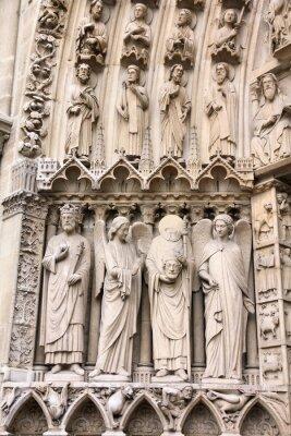 Fototapeta Katedra Notre Dame w Paryżu