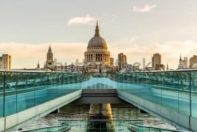 Fototapeta Katedra św. Pawła w Londynie