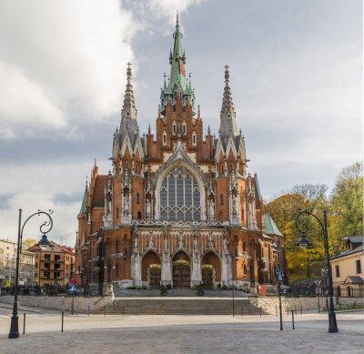 Fototapeta Katedra Świętego Józefa