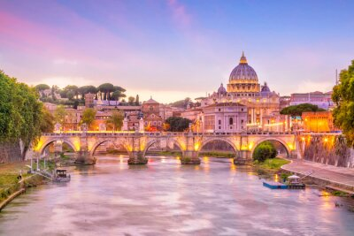 Fototapeta Katedra Świętego Piotra w Rzymie, Włochy