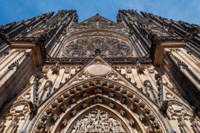 Katedra Świętego Wita Praga, Republika Czeska.