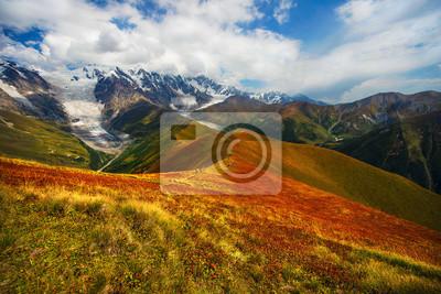 Kaukaz Mountains, Georgia