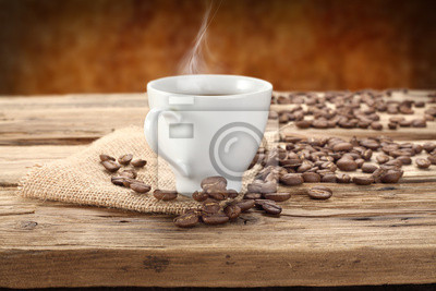 kawa na stole