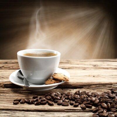 Fototapeta kawiarnia