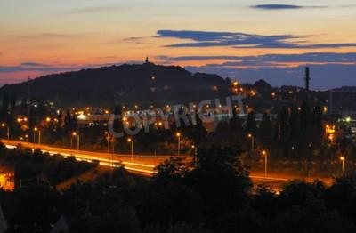 Fototapeta Kielce, Polska, Góry Świętokrzyskie.
