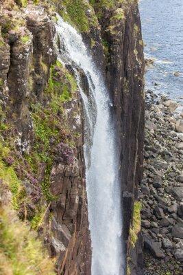 Fototapeta Kilt Rock Wodospad