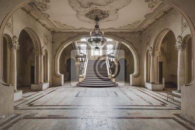 Fototapeta Klatka schodowa Palace Casino