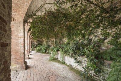 Fototapeta Klostergarten