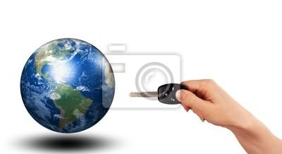 Fototapeta klucze do całego świata