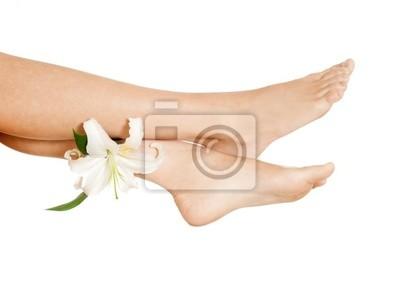 kobieta nogi