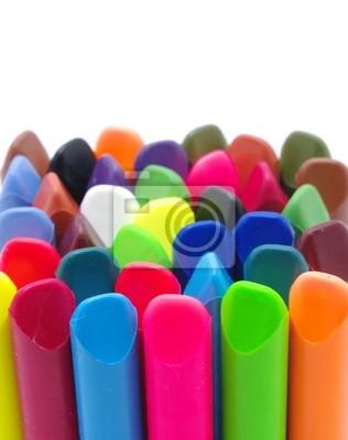 Kolorów kredki