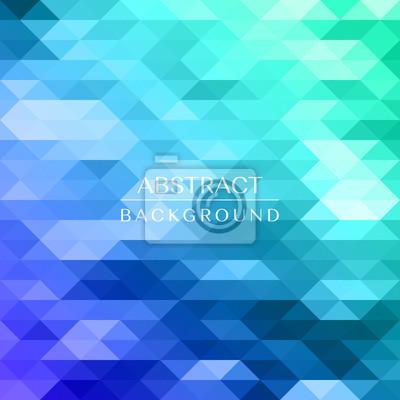 Kolorowe mozaiki tła. Szablony projektów twórczych. Ilustracji wektorowych.