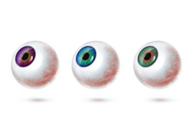 Kolorowe Oczy
