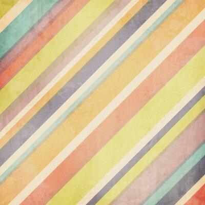 Fototapeta kolorowe paski pastelowe tło