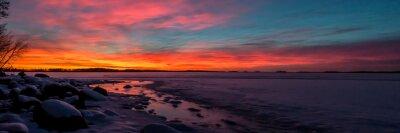 Fototapeta kolorowe słońca