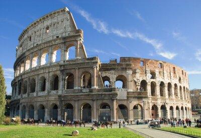 Fototapeta Koloseum, Rzym
