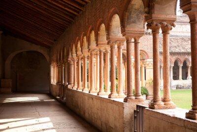 Fototapeta Kolumnada, Kościół San Zeno, Werona