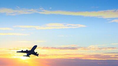 Fototapeta Koncepcja Business Travel. Różne środki przekazu