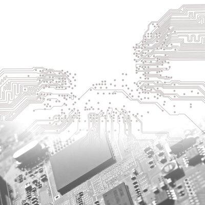 Fototapeta Koncepcja technologii