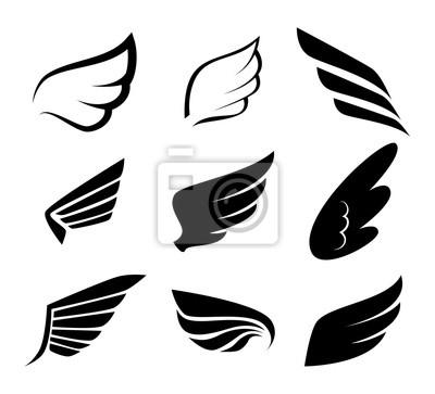 Fototapeta Konstrukcja skrzydła