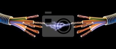 kontakt elektryczny